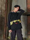 Young and Reckless Mens - Fleece - Hoodies Carmine Hoodie - Black