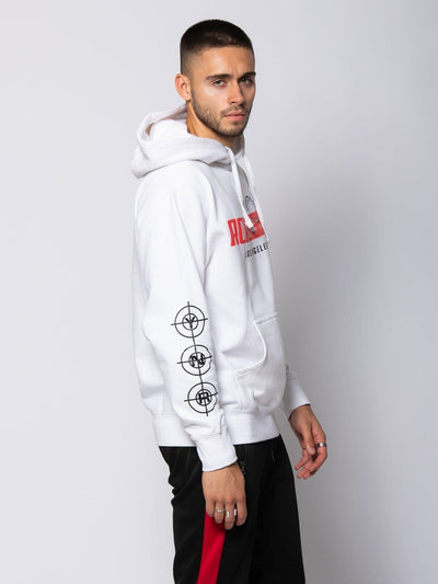 Young and Reckless Mens - Fleece - Hoodies Motion Hoodie - White