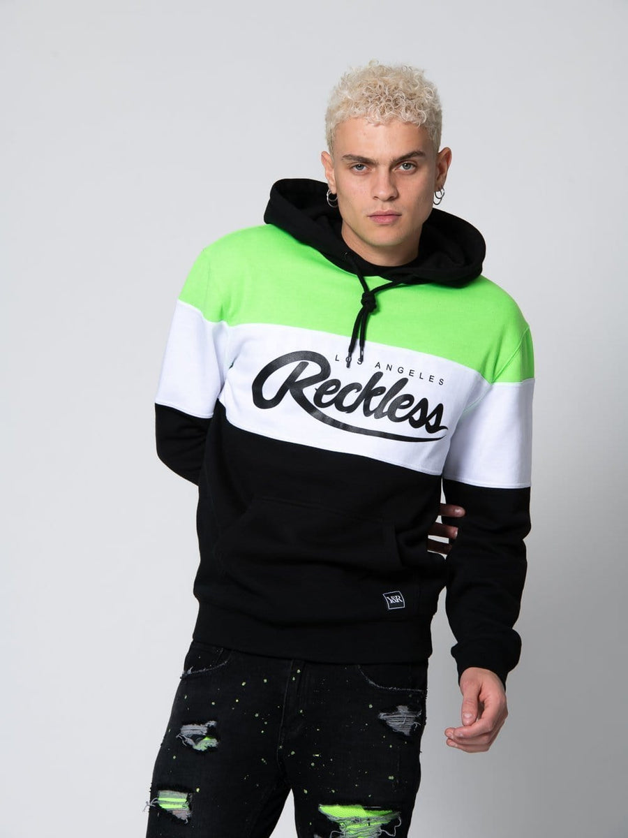 Young and Reckless Mens - Fleece - Hoodies Night Vision Hoodie - Multi