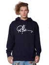 Young and Reckless Mens - Fleece - Hoodies Signature Hoodie- Navy