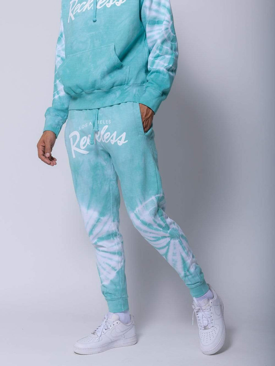 Blitz Sweatpants - Ice Tie Dye