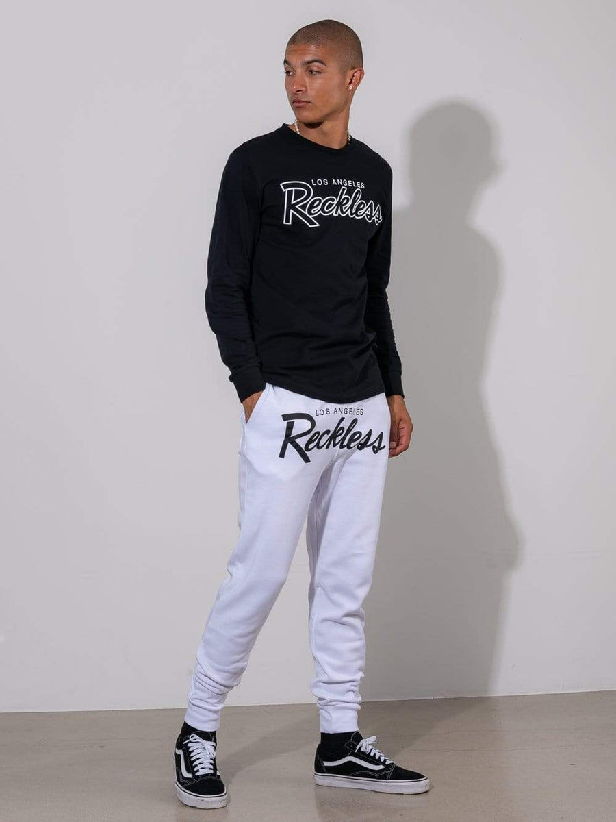 OG Reckless Sweatpants - White