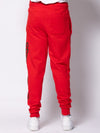 Young and Reckless Mens - Fleece - Sweatpants Prevail Sweatpants - Red
