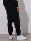 Young and Reckless Mens - Fleece  Sweatpants - Signature Sweatpants - Black and Ice