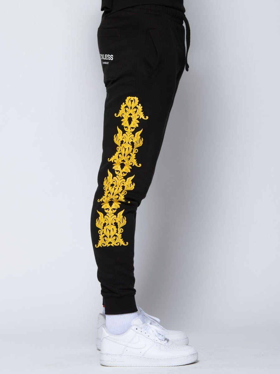 Versailles Sweatpants - Black