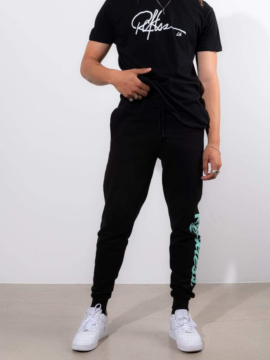 Vertical OG Sweatpants - Black