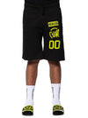 Young and Reckless Mens - Fleece - Sweatshorts Nagoya Sweatshorts - Black