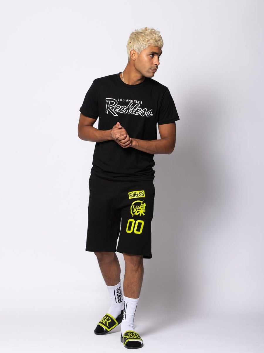 Nagoya Sweatshorts - Black