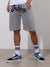 Splash Back Sweatshorts - Grey