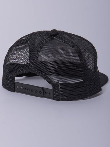 OG Reckless Trucker Snapback- Black