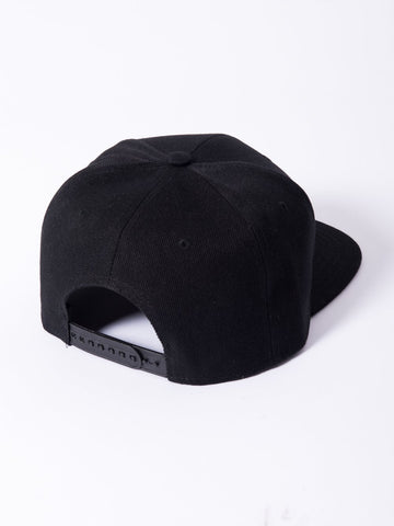 Olde R Fitted Snapback - Black/White