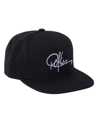 Young and Reckless Mens - Headwear - Snapback Signature Snapback- Black