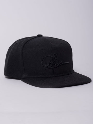 Young and Reckless Mens - Headwear - Snapback Signature Snapback- Black/Black