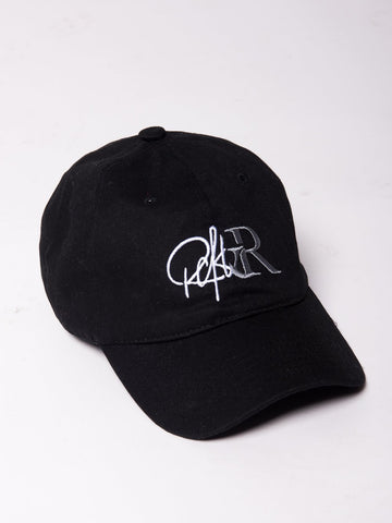 Young and Reckless Mens - Headwear - Strapped Fissure Hat - Black (Black Friday)
