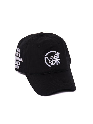 Young and Reckless Mens - Headwear - Strapped Kyoto Dad Hat - Black/White