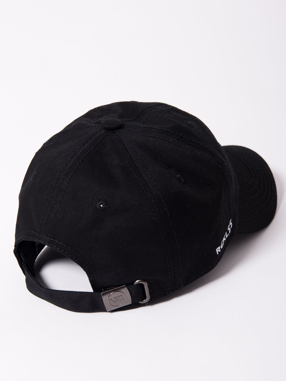 c1498e38d1e10 Young and Reckless Mens - Headwear - Strapped Lush Dad Hat - Black