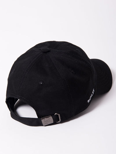 Young and Reckless Mens - Headwear - Strapped Lush Dad Hat - Black