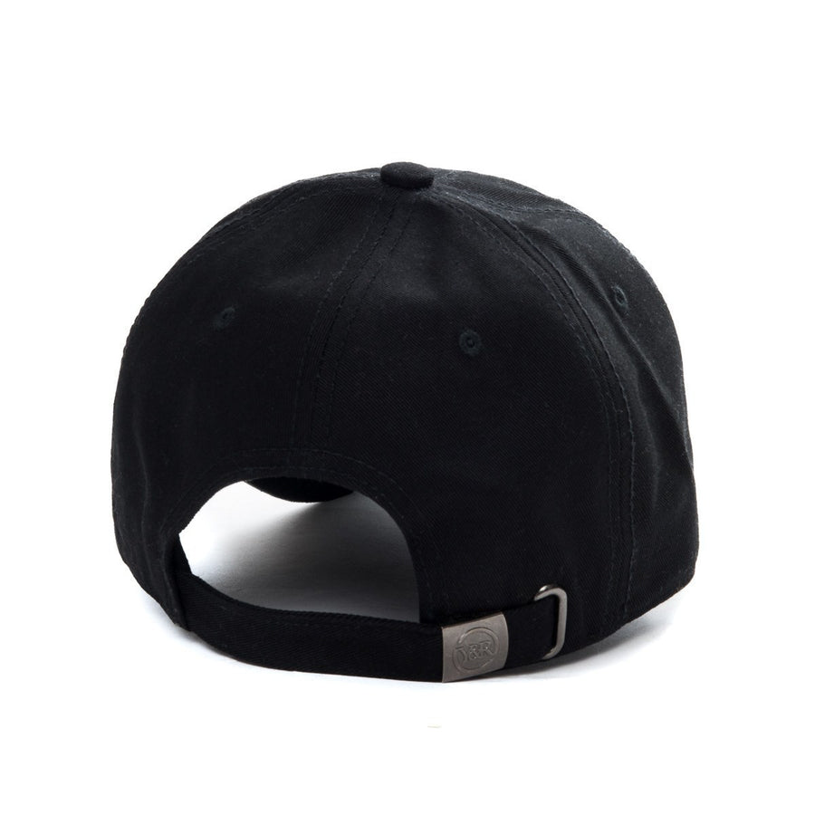 Young and Reckless Mens - Headwear - Strapped Medley Dad Hat- Black
