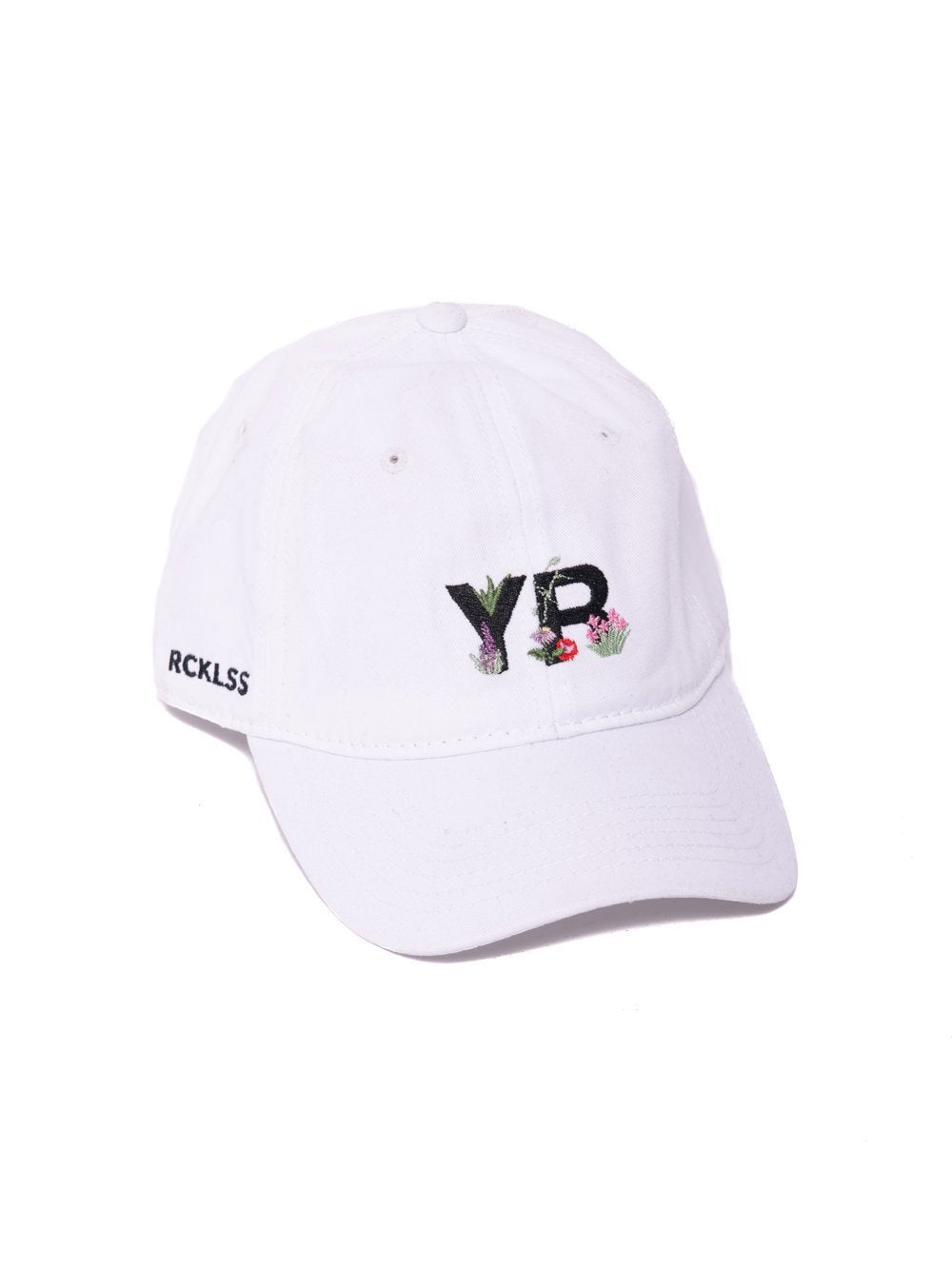 3e860754569 Young and Reckless Mens - Headwear - Strapped Sylvan Dad Hat - White ...