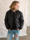 Young and Reckless Mens - Outerwear Overwatch Bomber - Black