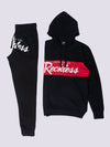 Young and Reckless Mens - Sets Ample Set - Black