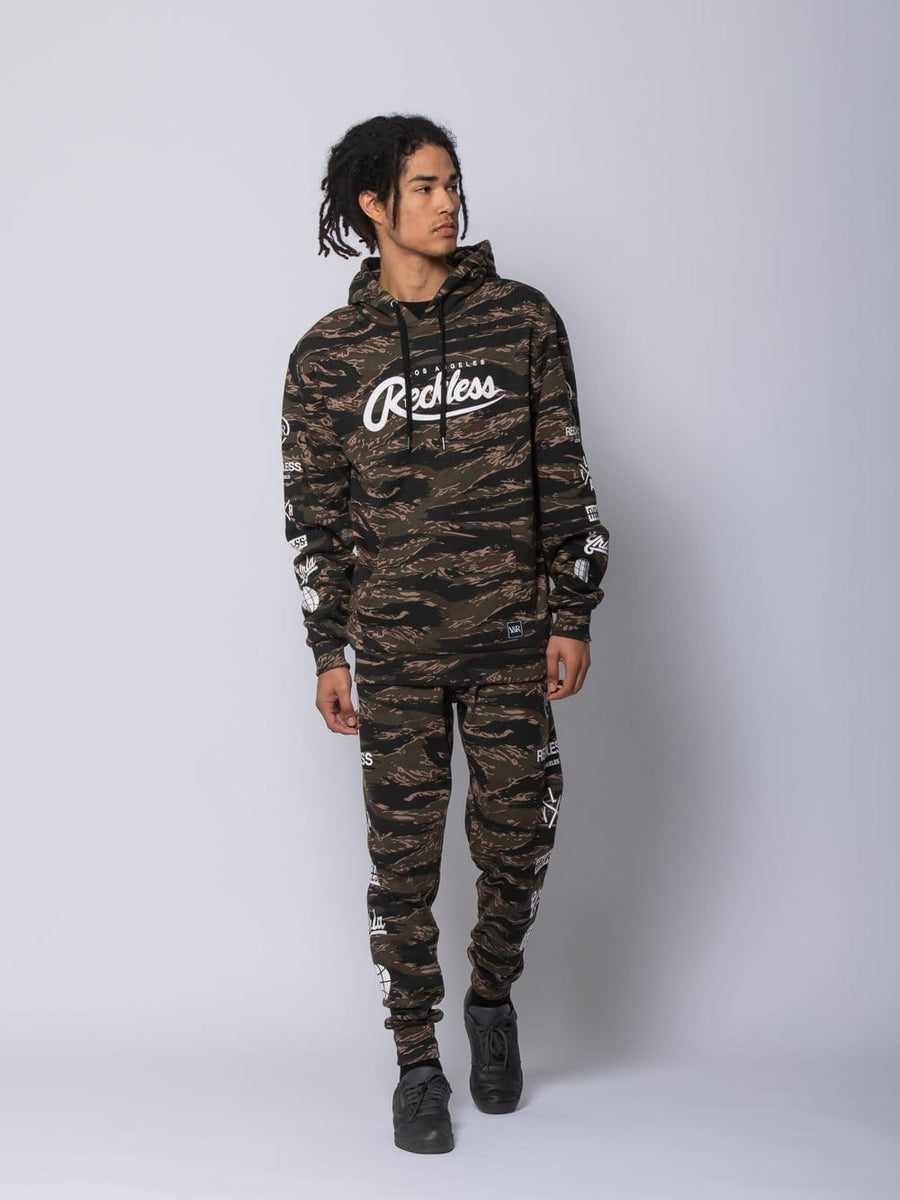 Young and Reckless Mens - Sets Recruit Set - Camo