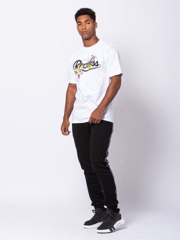 Boy Genius Tee - White