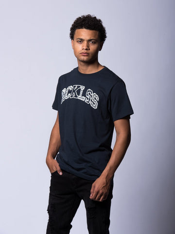 Chrono Tee - Navy