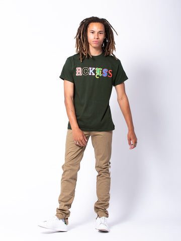 Composite Tee - Forest Green