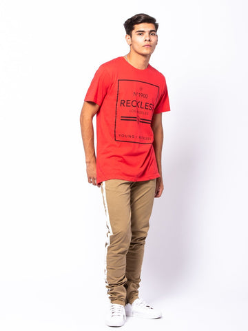 Contraband Tee - Red