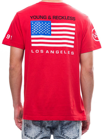 Delta Tee- Red
