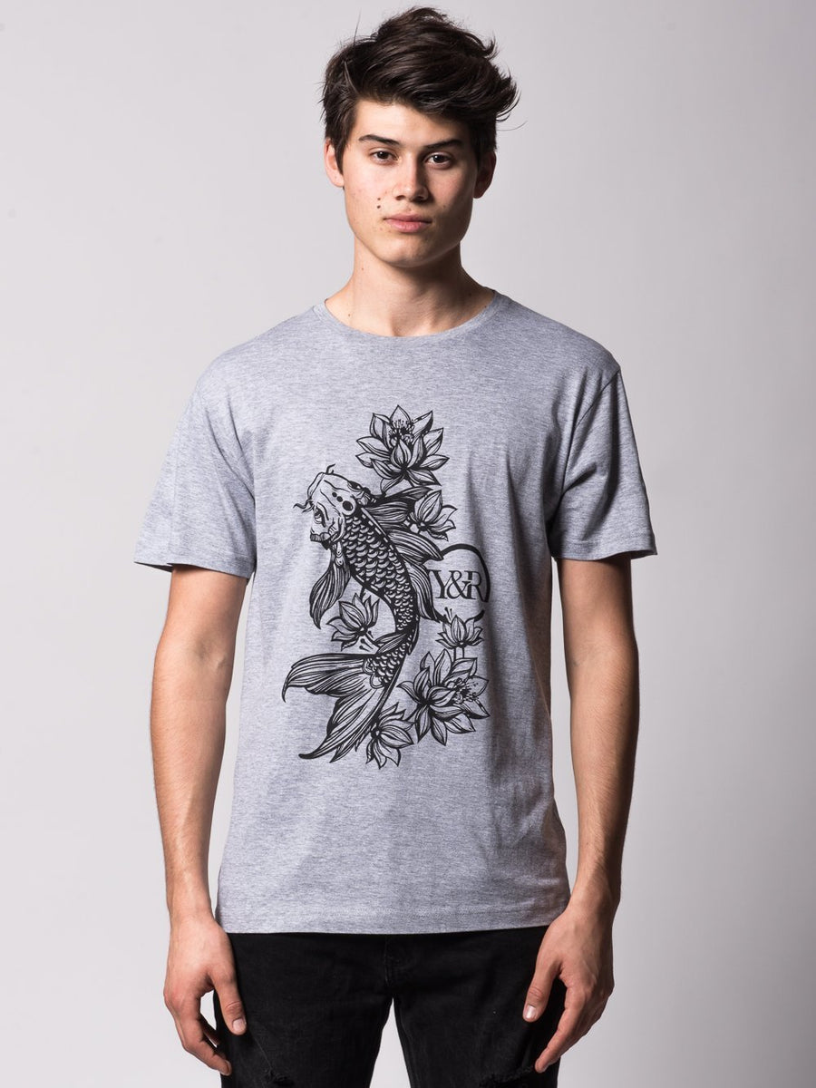 Eternal Tee - Heather Grey