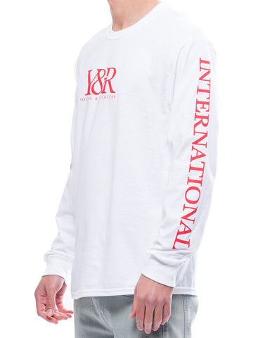 International Trade Long Sleeve- White
