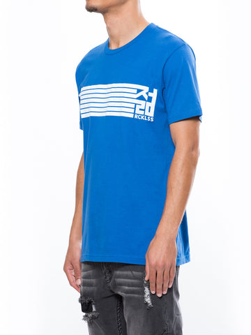 Jumpoff Tee - Blue