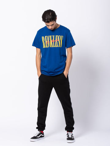 LA Vintage Tee - Royal Blue