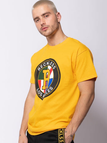 Regalia Tee - Gold