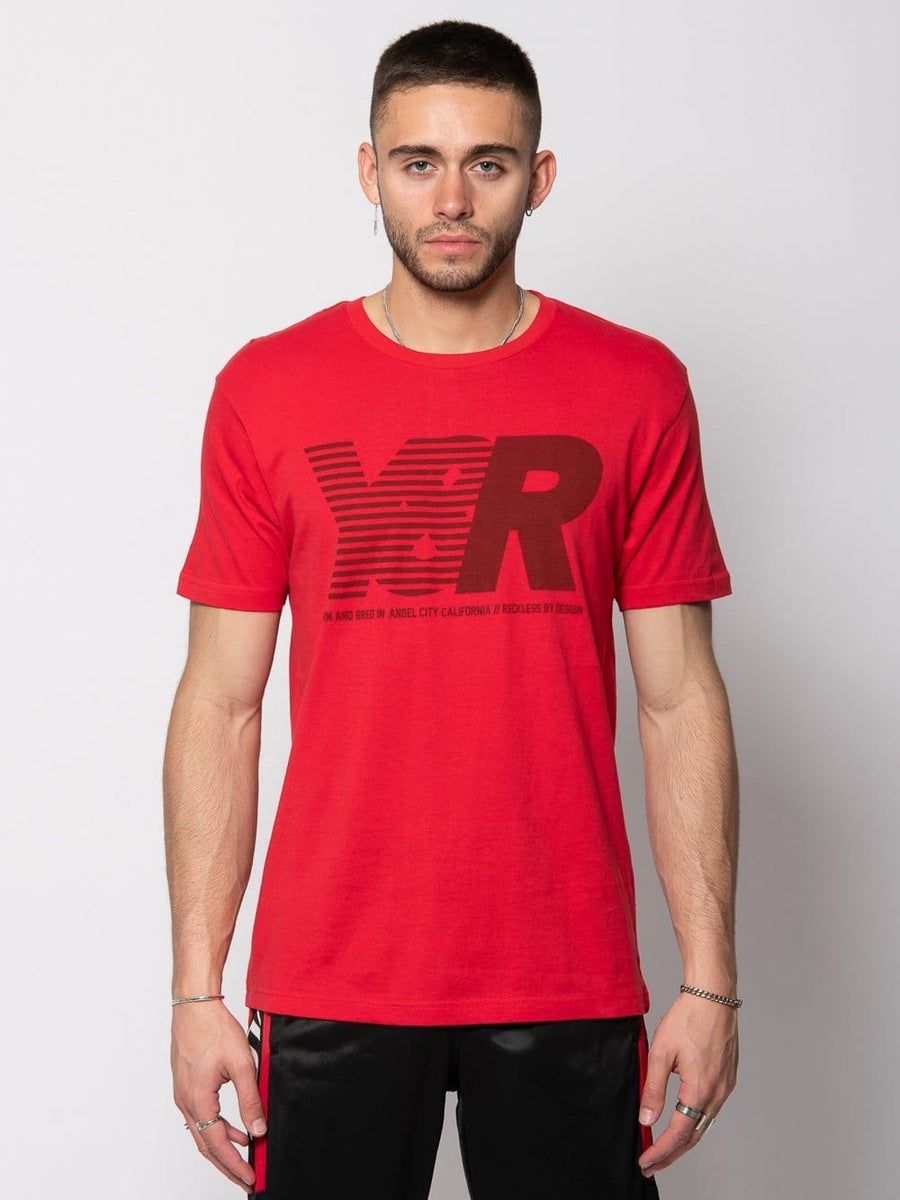 Sprinter Tee - Red
