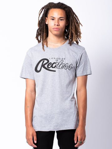 Unified Tee - Heather Grey