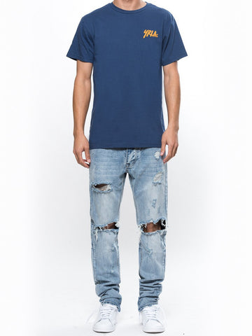 Westside Stories Tee - Blue