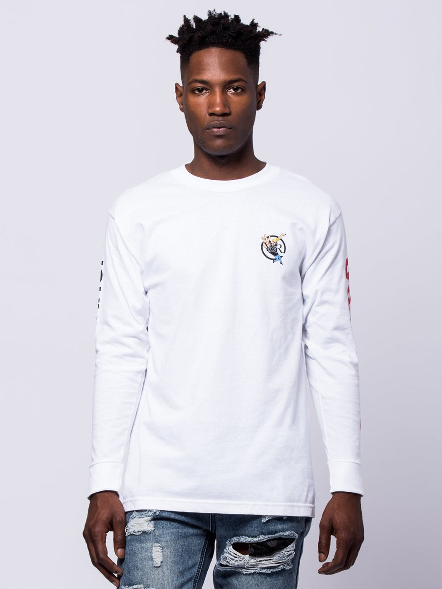 Icon Long Sleeve - White