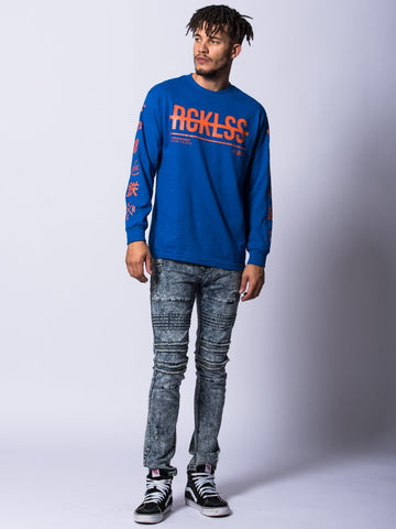 Kyoto Team Long Sleeve- Royal
