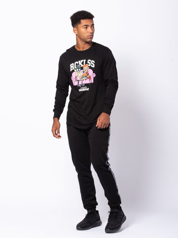 Sitcom Long Sleeve - Black