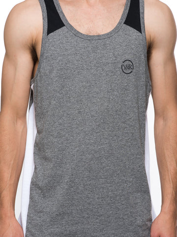 Inverted Tank - Grey