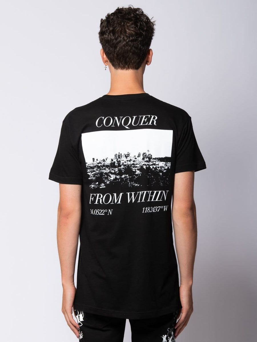 Conquer Tee - Black
