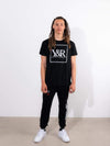 Young and Reckless Mens - Core Box Logo Tee - Black