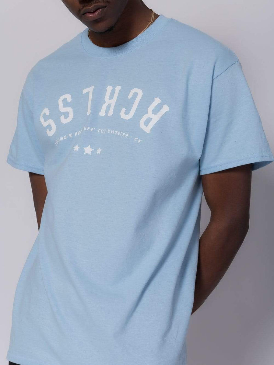Pinhead Tee - Light Blue
