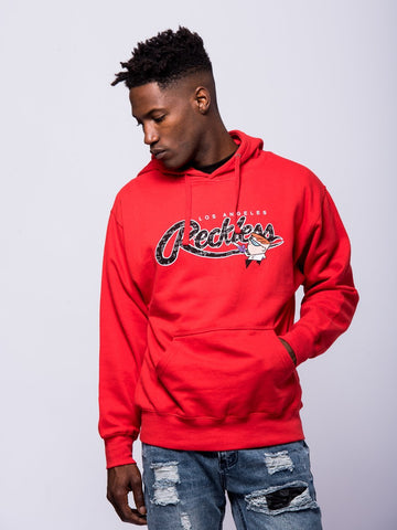 Calculations Hoodie - Red