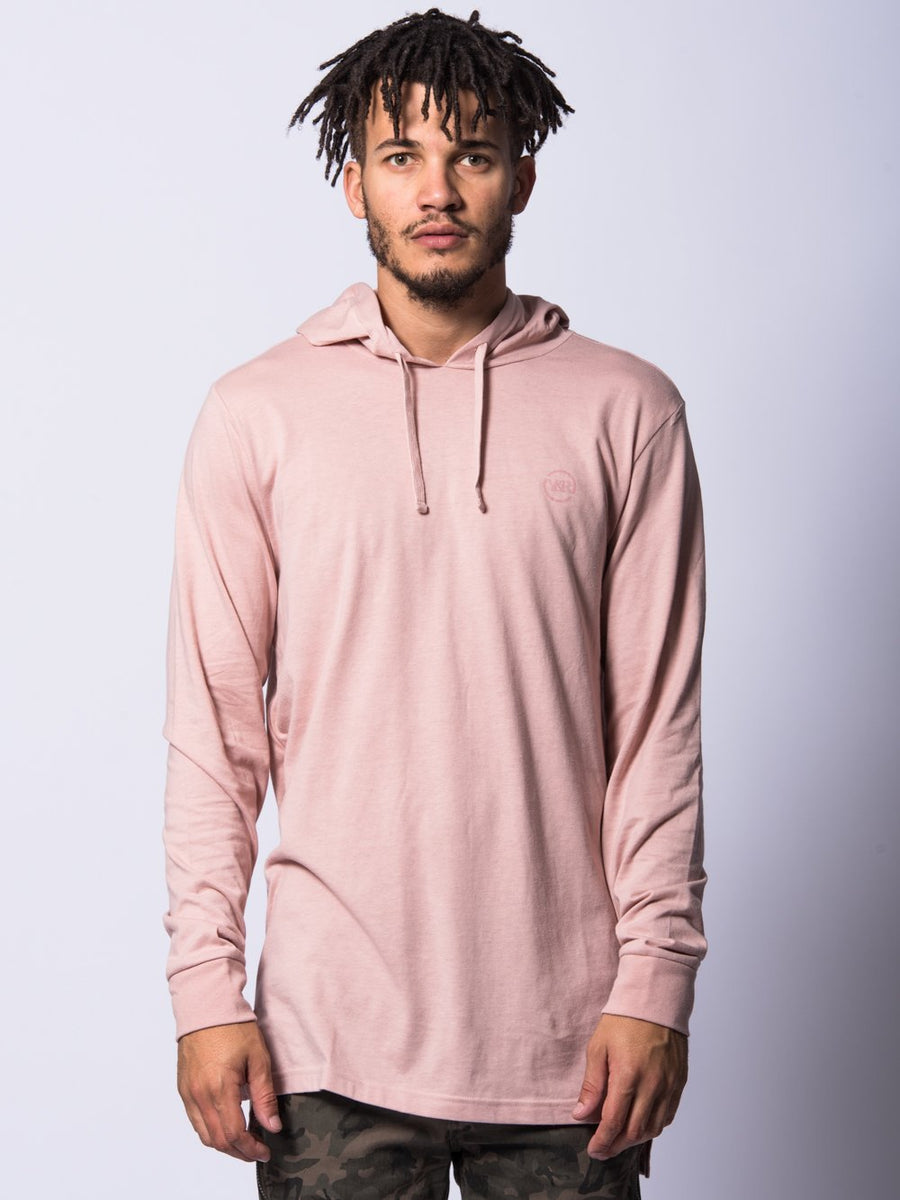 Faction Hoodie- Rose