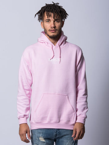 Young and Reckless Mens - Tops - Hoodies Fury Hoodie- Pink