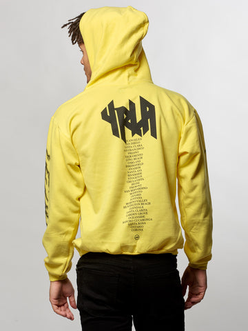Grimoire Hoodie- Yellow